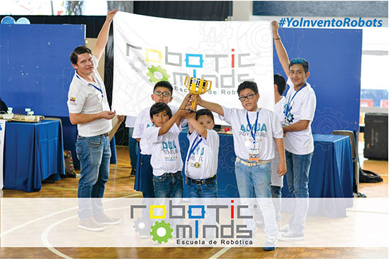 FFL JR ROBOTIC MINDS