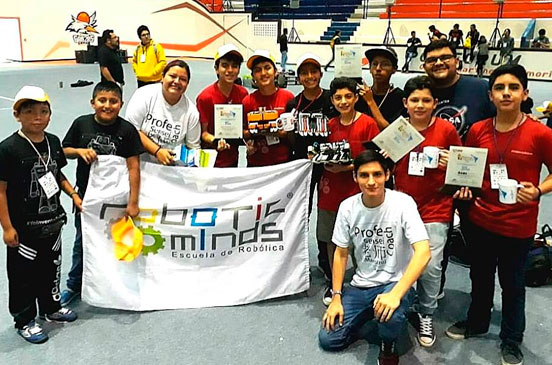 ROBOFEST ROBOTIC MINDS