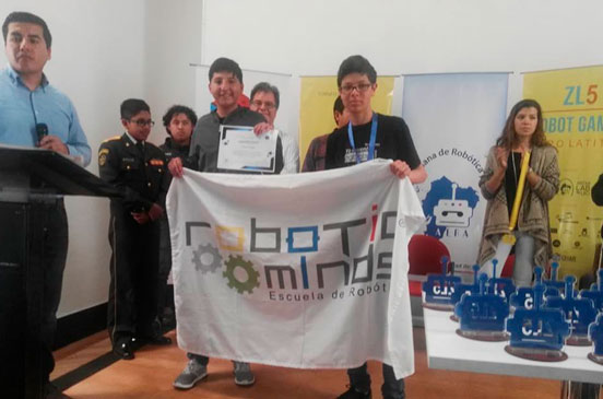 RGZL ROBOTIC MINDS